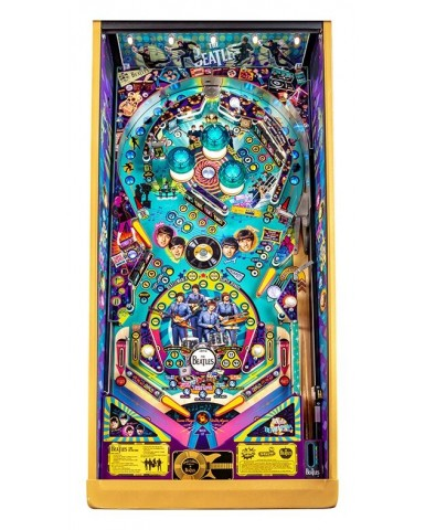 The Beatles Pinball Gold Edition (Pre Orders Only)