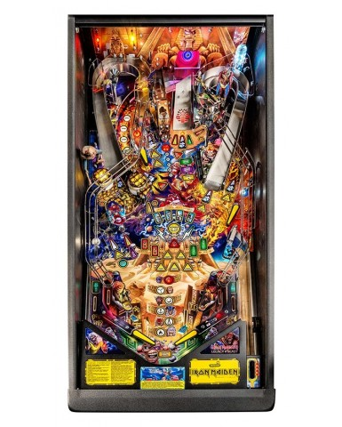 Iron Maiden Premium Pinball Machine (PRE-ORDER)