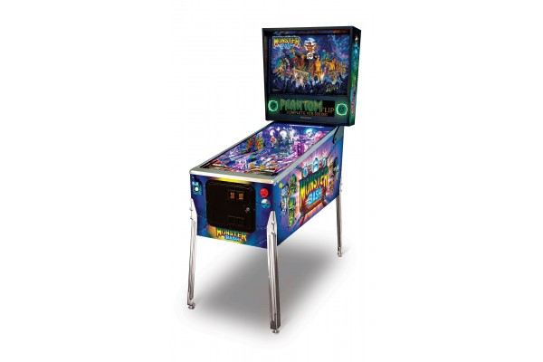 Monster Bash Special Edition Pinball Machine
