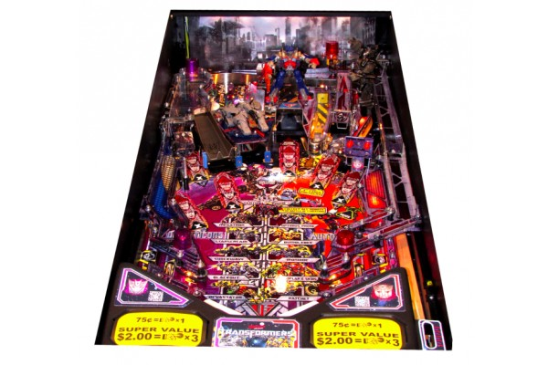 Transformers Pro Pinball Machine (Pick up only)