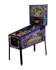Aerosmith Premium Pinball Machine