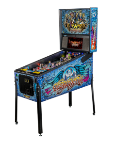 Aerosmith Pro Pinball Machine