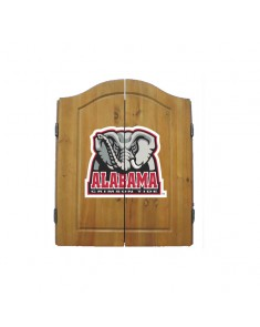 University of Alabama Dart Cabinet & Board