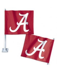 Alabama Car Flag
