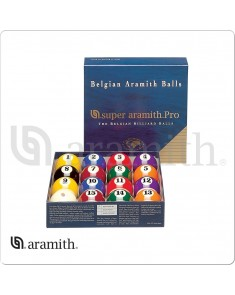 Super Aramith Pro Ball Set