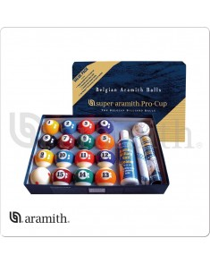 Aramith Advantage Ball Kit