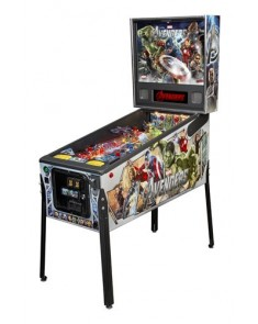 Avengers Pro Pinball Machine (Pick up only)