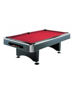Imperial 8' Black Pearl Pool Table