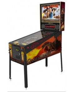 Game of Thrones LE Pinball Machine (PICK UP ONLY-NIB)