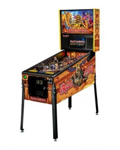 Iron Maiden Premium Pinball Machine