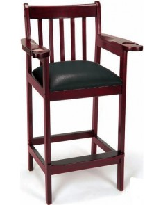 Imperial Mahogany Spectator Chairs