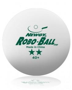 Newgy 2 Star 40+ Table Tennis Balls - 12 Pack