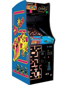 Ms. PacMan/Galaga 1981 Home Edition