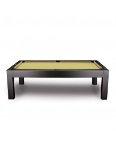 Imperial 8' Penelope Pool Table with Dining Top