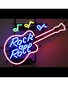 Rock N' Roll Neon Sign