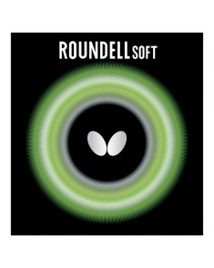 Butterfly Roundell Soft Rubber
