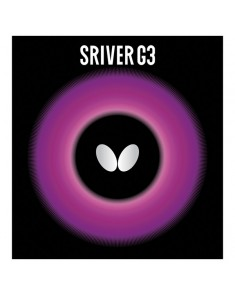 Butterfly Sriver G3 Rubber