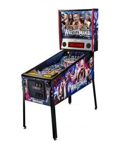 Wrestlemania Pro Pinball Machine (Pick up only)