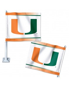Miami Car Flag