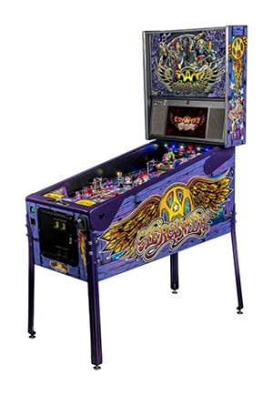 Aerosmith LE Pinball Machine (Pick Up Only-NIB)