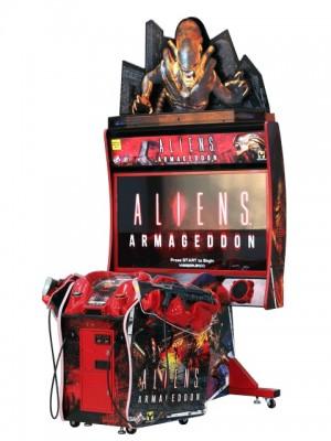 """Aliens Armageddon 55"""" Deluxe"""