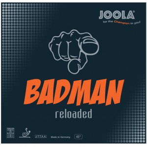 Joola Badman Reloaded Rubber