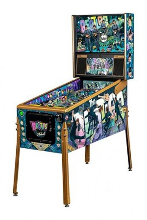 The Beatles Pinball Gold Edition