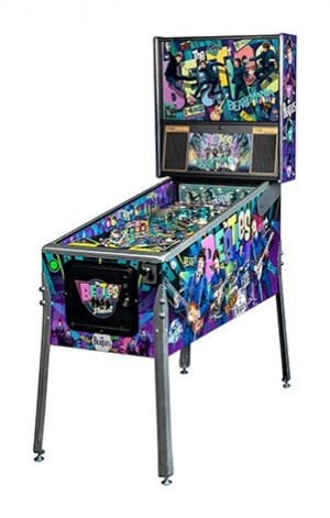 The Beatles Pinball Machine - Platinum Edition(Pick Up Only-NIB)