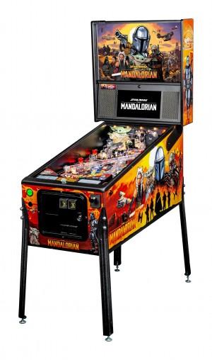 The Mandalorian Pro Pinball Machine (Pick Up Only)