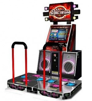 Dance Dance Revolution Super Nova 2