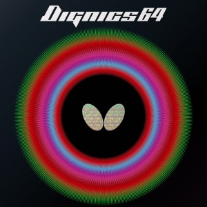Butterfly Dignics 64 Rubber