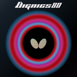 Butterfly Dignics 80 Rubber