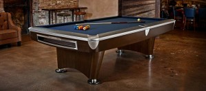 Brunswick Gold Crown VI Pool Table