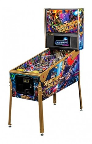 Guardians Of The Galaxy LE Pinball Machine (PICK UP ONLY-NIB)