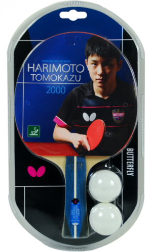 Butterfly Harimoto 2000 Racket