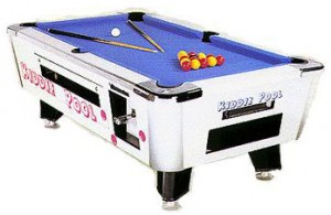 Great American Kiddie Pool Table