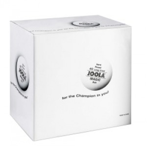 Joola Magic Table Tennis Balls - 144 Pack