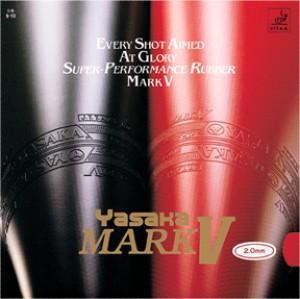 Yasaka Mark V Rubber