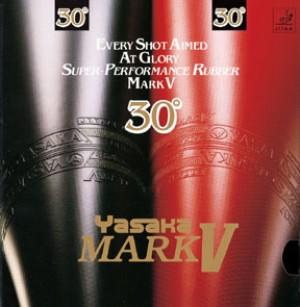 Yasaka Mark V 30 Rubber