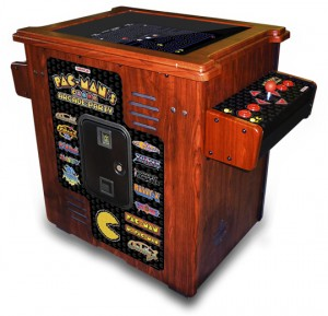 Pac-Man Arcade Party Cocktail
