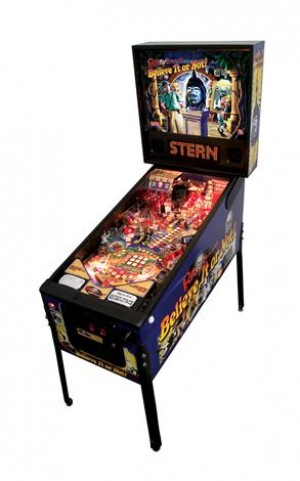 Ripley's Believe It or Not Pinball Machine (Pick up only)
