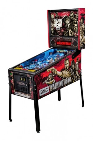Walking Dead Pro Pinball Machine (Pick up only)