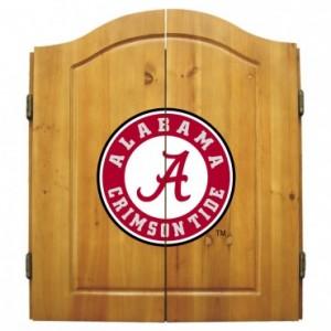 University of Alabama Dart Cabinet & Board