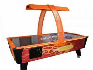 Valley Dynamo Fire Storm Air Hockey Table