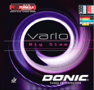 Donic Vario Big Slam Rubber