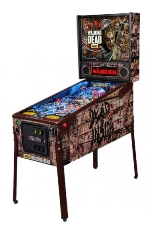 Walking Dead LE Pinball Machine (PICK UP ONLY-NIB)