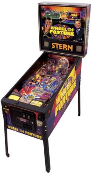 Wheel of Fortune Pinball Machine (Pick up only)