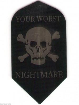 Your Worst Nightmare Slim Flights