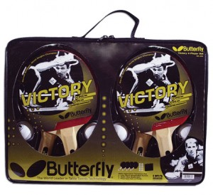 Butterfly Victory 4 Player Set