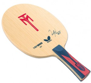 Butterfly Timo Boll W7 Blade